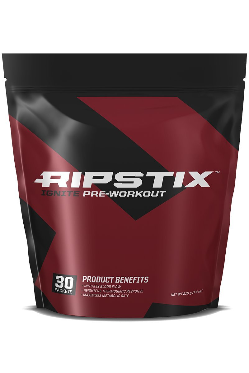 Zija International Ripstix Ignite Pre-Workout 1 Bag 30 Packets