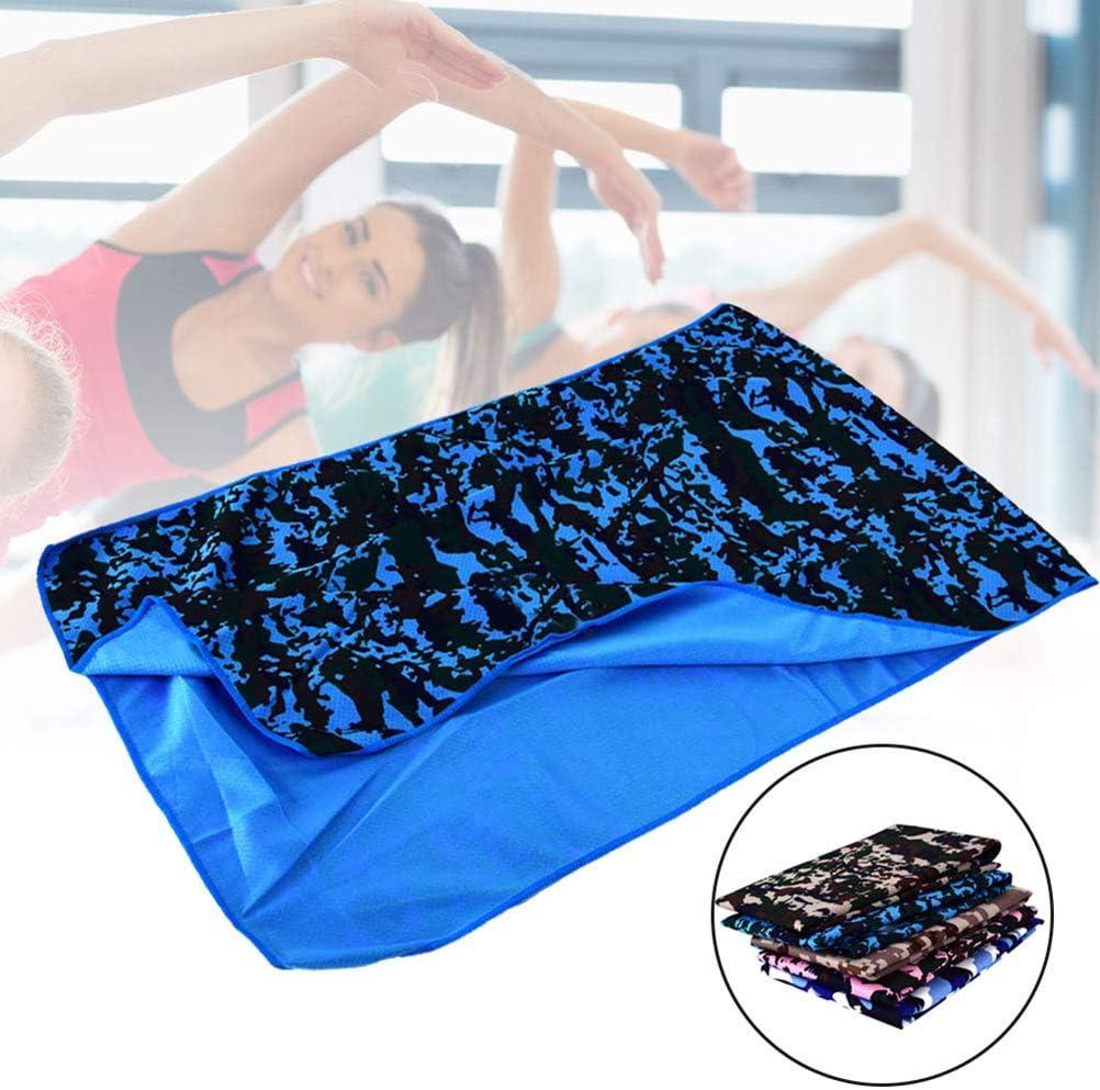 Amiispe Toalla de Microfibra Toallas ultraligeras y de Secado r/ápido Toallas Deportivas Toallas de Playa y Toallas de Viaje