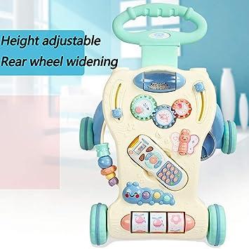 Amazon.com: Yyqtyec - Carrito de bebé para aprender temprano ...