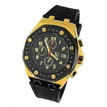 Techno Com Kc 46 Mm 24 Diamonds Sports Watch