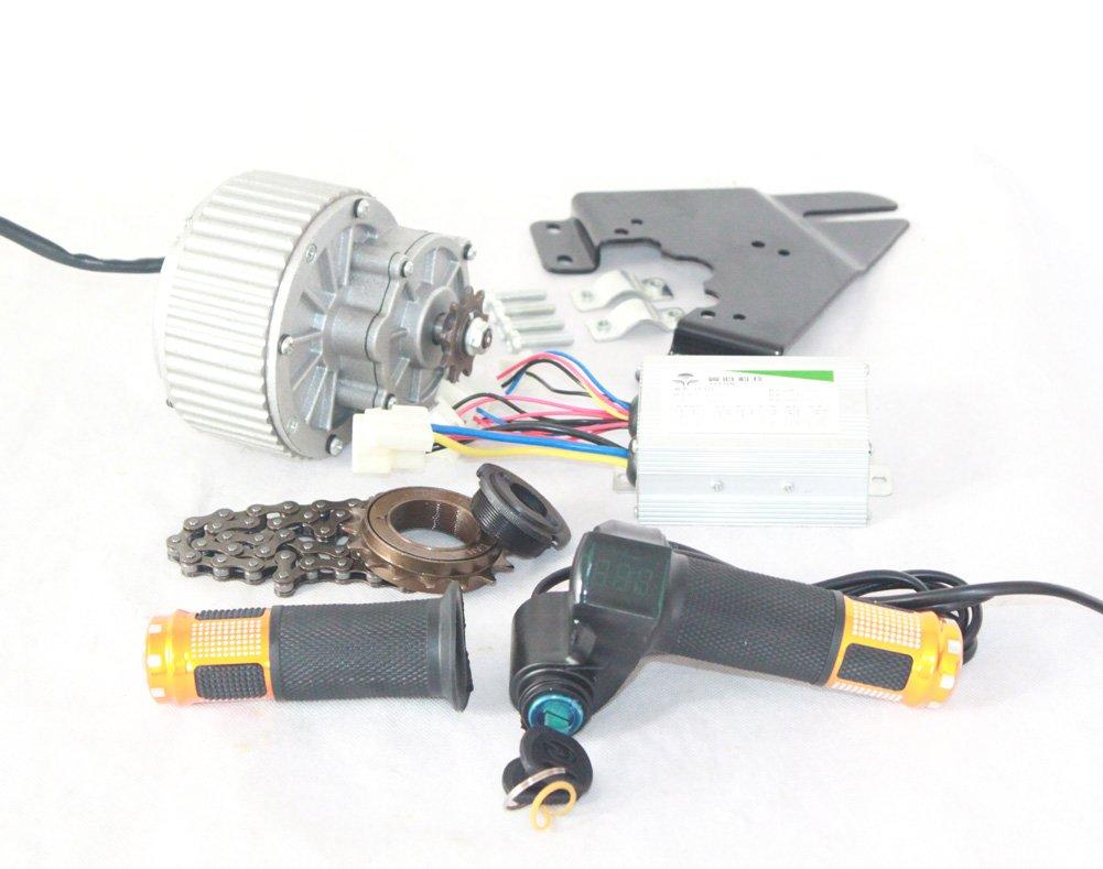 450ワット電動自転車安いモーターキット簡単にdiy e-バイク経済電動自転車変換キット電動バイクサイド取付けモータ設計 [並行輸入品] B0785J2YYX 36V450W