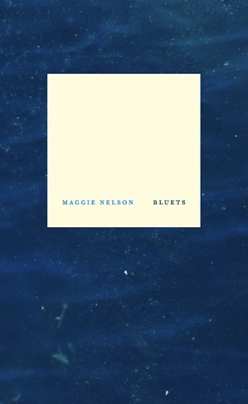 Cover of Bluets