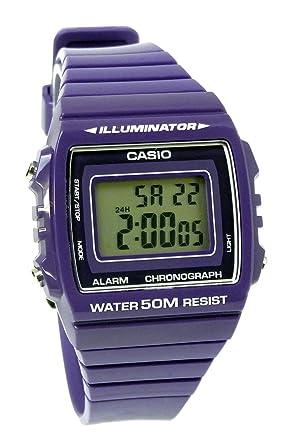 bbb6437cd6 Amazon | [カシオ]CASIO スタンダード メンズ 腕時計 デジタル W-215H-6A ...