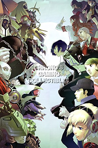 Persona CGC Huge Poster Glossy Finish 3 PS2 PSP - PER304 (24