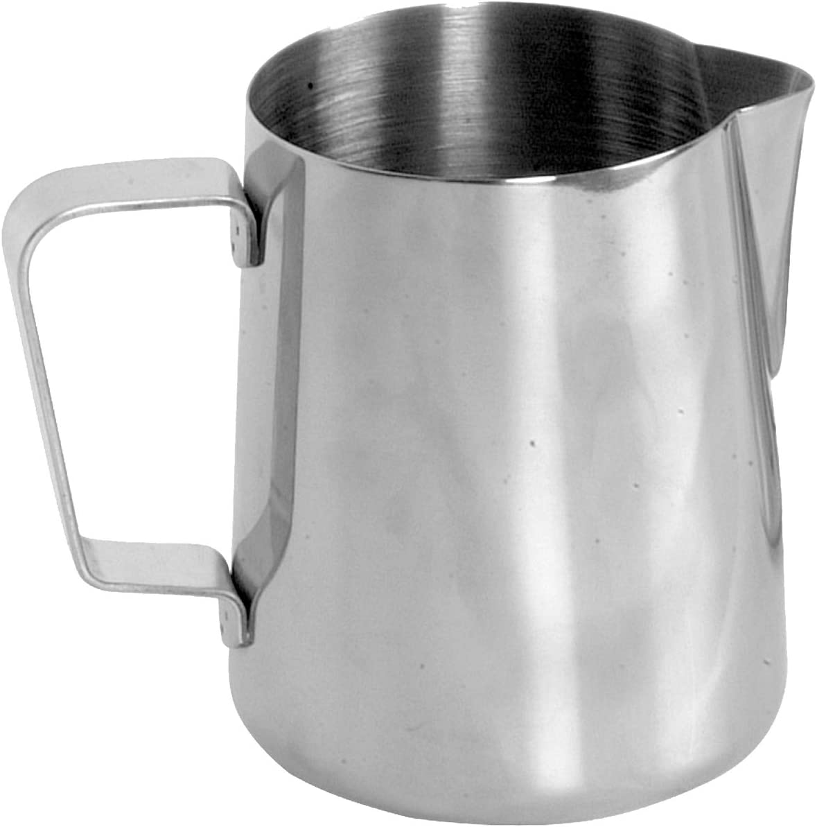 Thunder Group SLME012 Milk Pitcher without Ice Guard, 12-Ounce