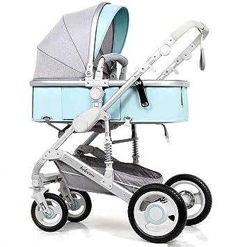 BABY CARRIAGE ZLMI Cochecito de bebé de múltiples Funciones ...