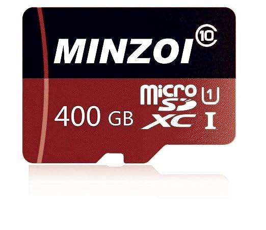 Tarjeta Micro SD de 128GB / 256GB / 400GB Clase 10 con ...