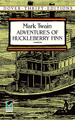 Search : Adventures of Huckleberry Finn (Dover Thrift Editions)