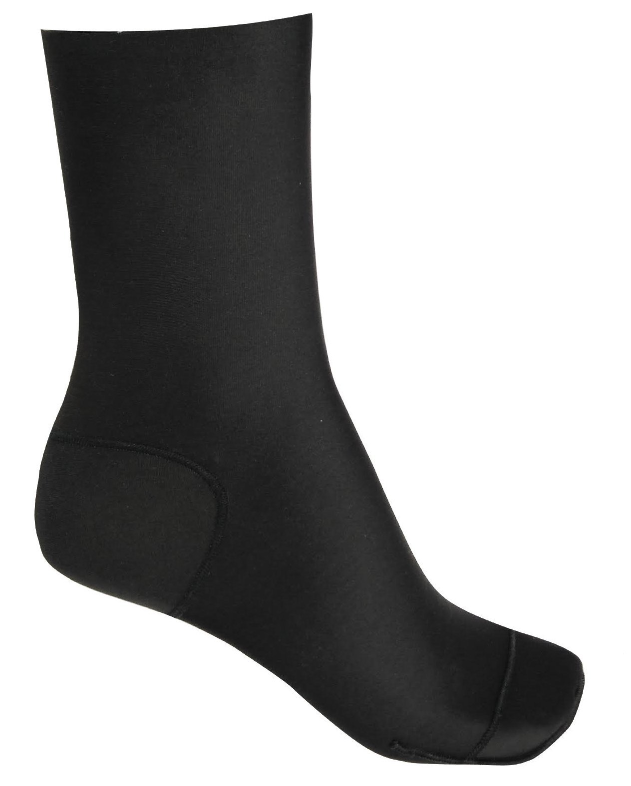 ArmaSkin Extreme Anti-Blister Hiking Crew Socks for Men and Women (Small, Black) by ArmaSkin