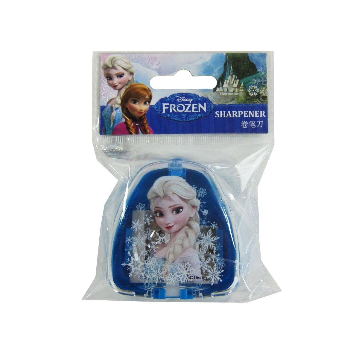 Officially Licensed Three Size Pencil Sharpener - Elsa by Mirage