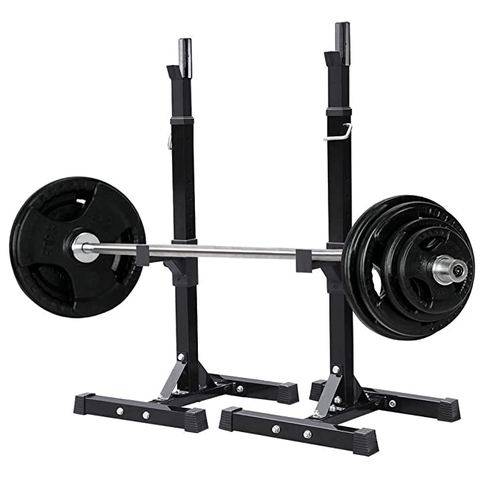 Yaheetech 2 Piece Adjustable Rack Review