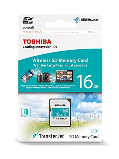 Toshiba THN-J301W0160E6 - Tarjeta SD de 16 GB: Amazon.es ...