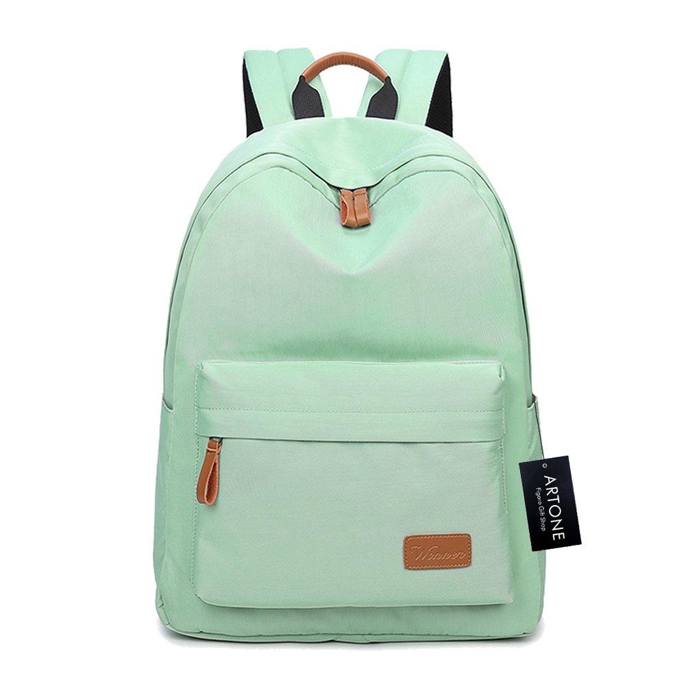 Artone Water Resistant Oxford Big Capacity Casual Backpack 14