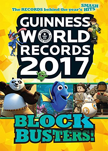 Guinness World Records 2017: Blockbusters! Guinness World Records. Blockbusters