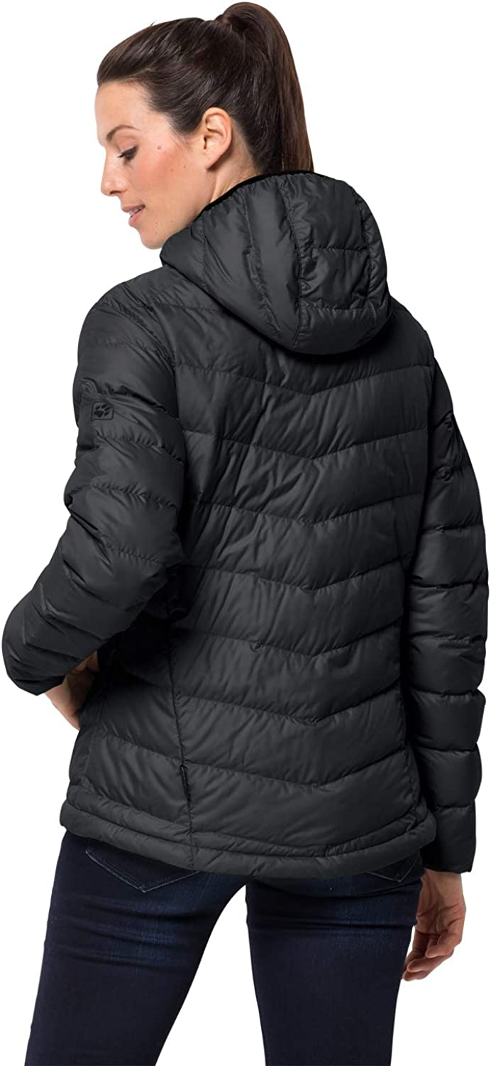 Jack Wolfskin Helium Women's Down Jacket Phantom