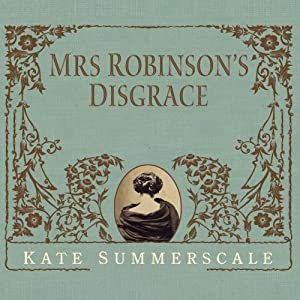 Mrs. Robinson's Disgrace Audiobook