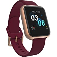 iTouch Air 3 Smartwatch Fitness Tracker, Heart Rate, Step Counter, Sleep Monitor, Message, IP68 Swimming Waterproof for…