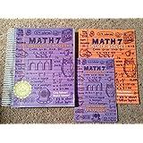 Math 7: Teaching Textbooks (Book & CD)