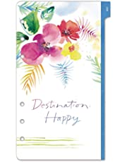 """Kathy Davis for Day-Timer Planner Refill, Two Page Per Week, 3-3/4"""" x 6-3/4"""", Loose Leaf, Portable Size (531221901)"""