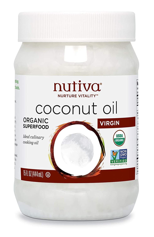 Nutiva-Organic, Coconut Oil Image