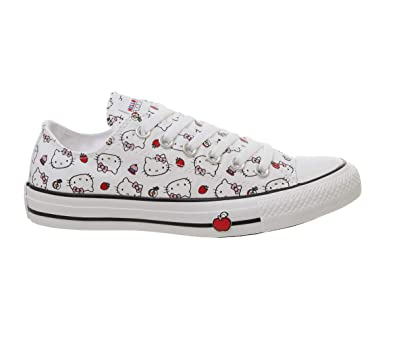 Converse Chuck Taylor All Star Lo Hello Kitty (Mens 4 Womens 6 7aa50b4d1