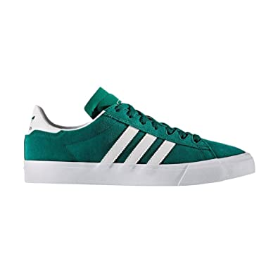adidas Shoes – Campus Vulc II ADV Green/White/White Size: 38