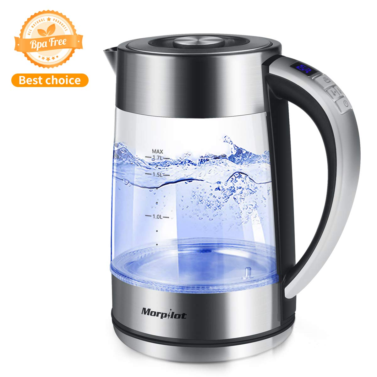 Very nice electric kettle
