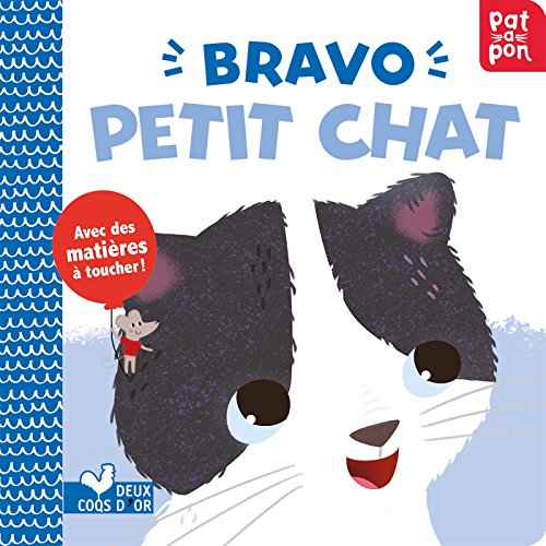 Bravo petit chat - livre animé
