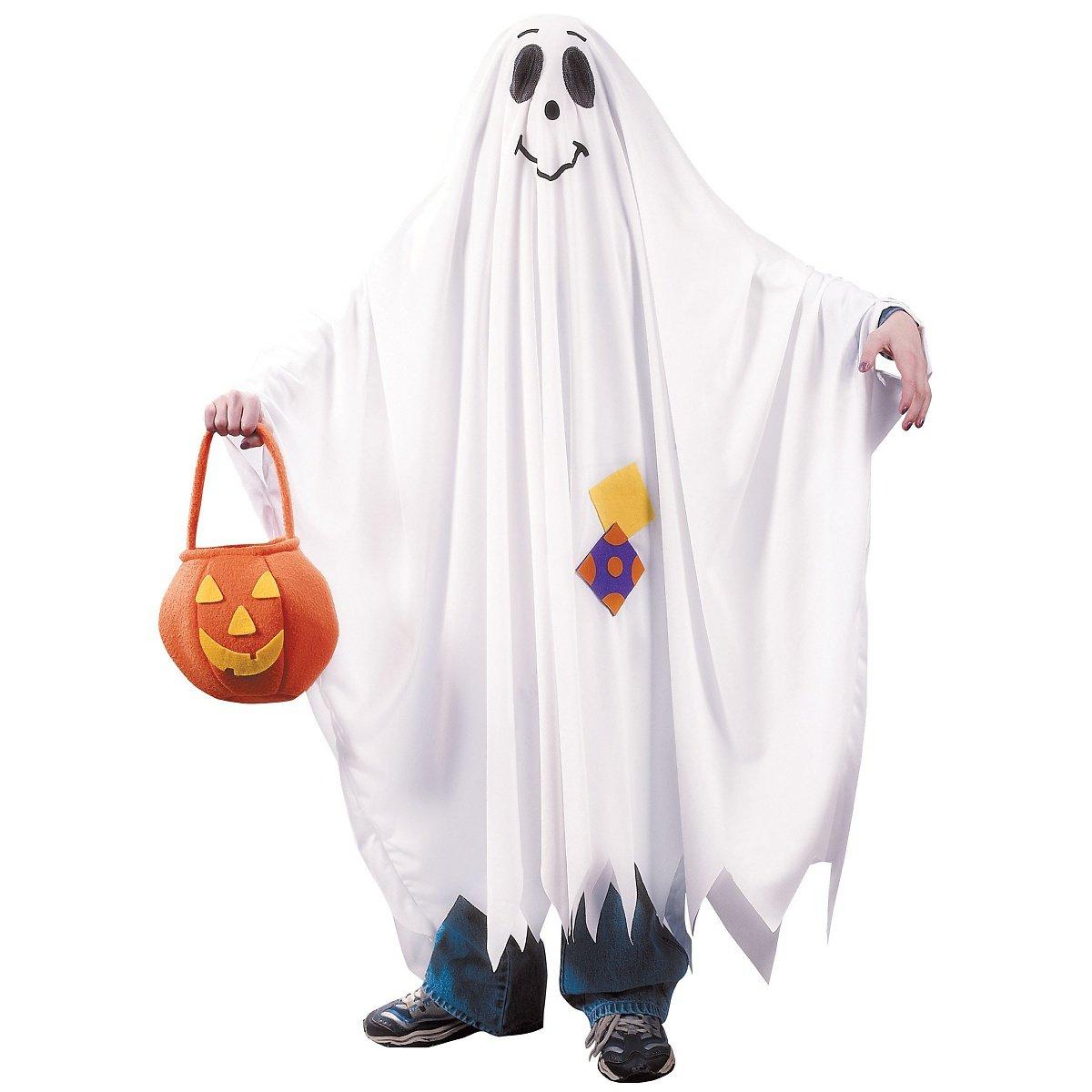 sc 1 st  Amazon.com & Amazon.com: Friendly Ghost Costume - Large: Toys u0026 Games