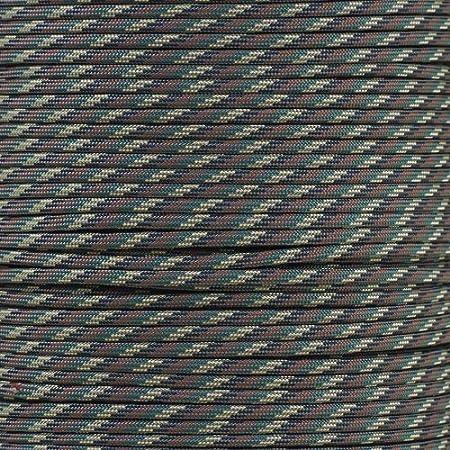 PARACORD PLANET Paraca/ídas Planeta 100/Hanks Cable de paraca/ídas 550/Tipo III 7/Strand paraca/ídas