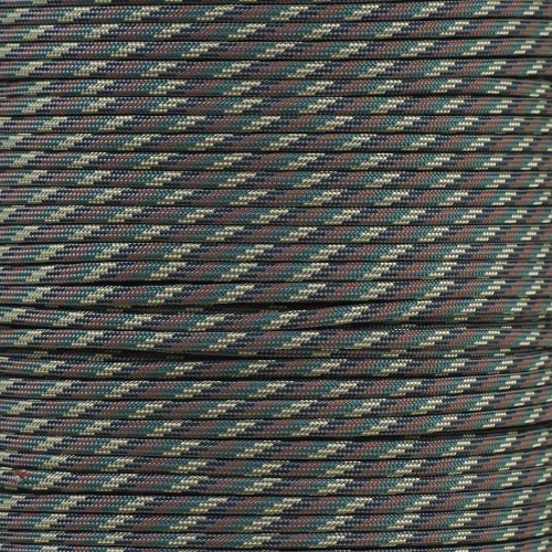 Paracord Planet Nylon 7 Type III Strand Inner Core Paracord - 100 Feet, Camo Pattern by PARACORD PLANET (Image #2)