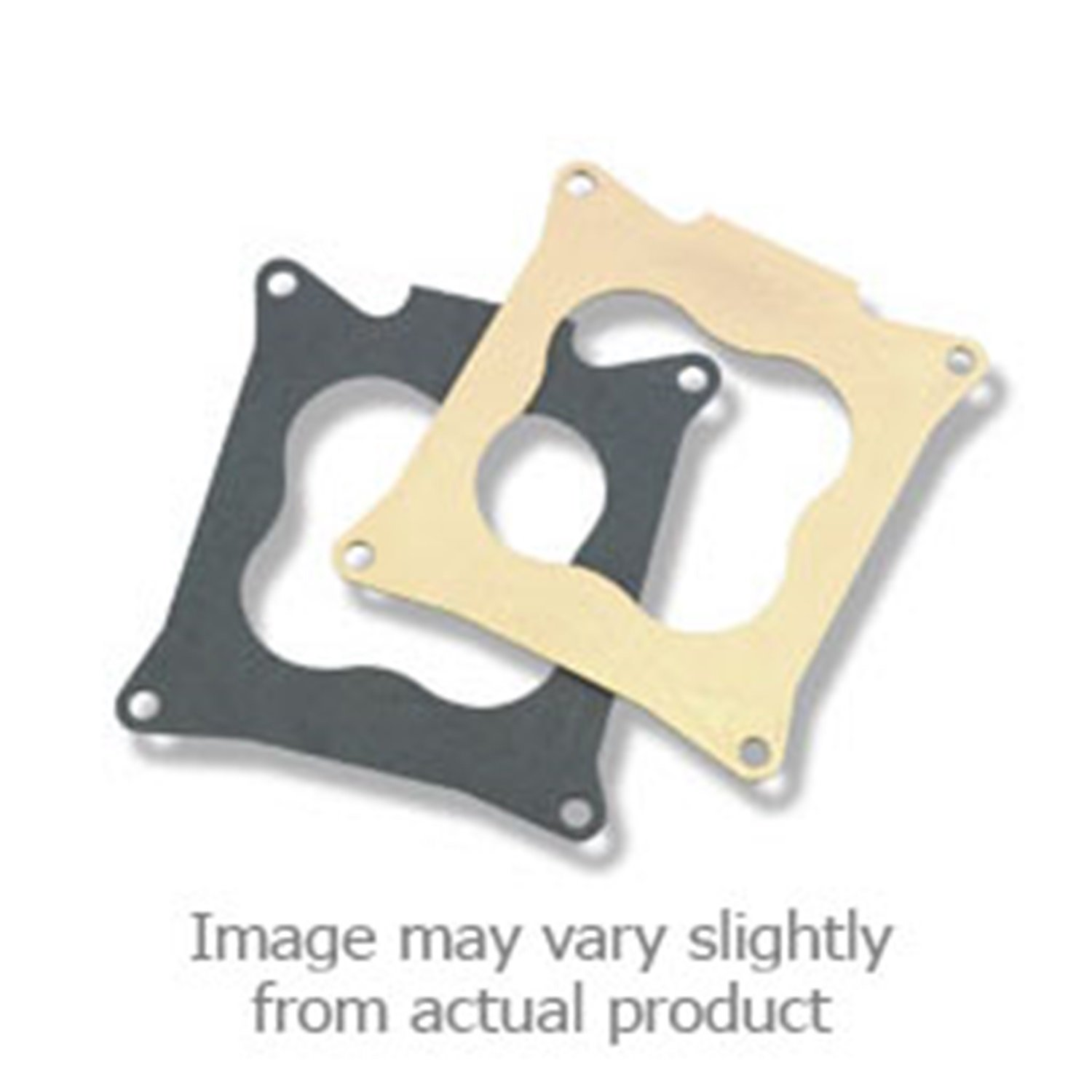 Holley 508-18 Throttle Body Base Plate And Gasket Set