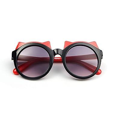 Daesar Gafas de Sol UV400 Gafas Sol Niña Flexibles Gafas de ...
