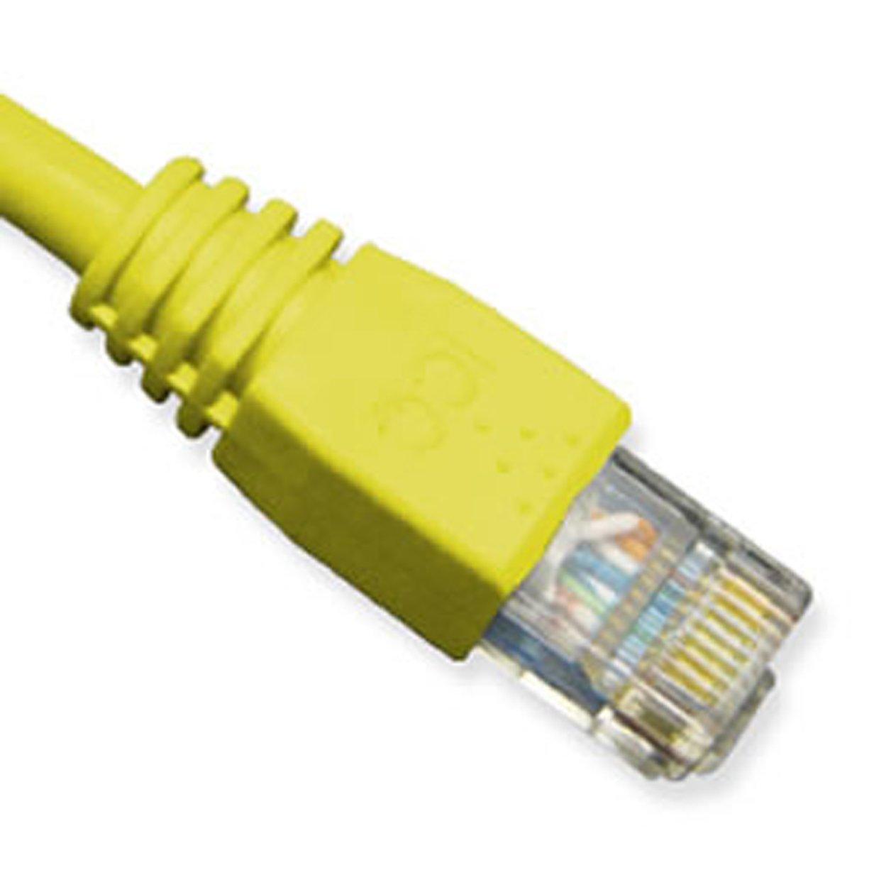 ICC PatchCord 14 Cat6 Yellow