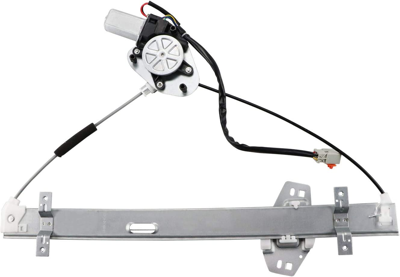 Front Driver Side Power Window Regulator with Motor Assembly for 2003-2008 Honda Pilot 748-129