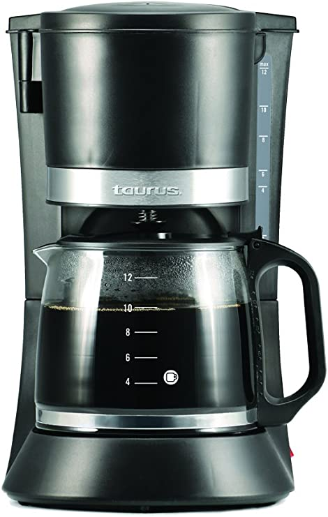 Taurus Coffee max 12 Independiente - Cafetera (Independiente ...