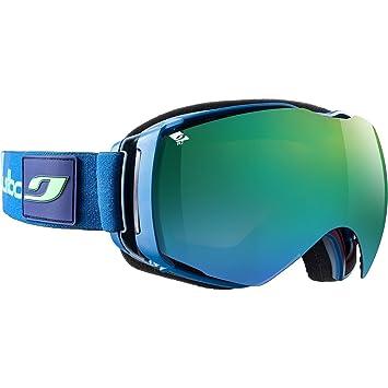 Masque de ski mixte JULBO Bleu Airflux BLEU - polarisé miroir ... 7813ab0587a7
