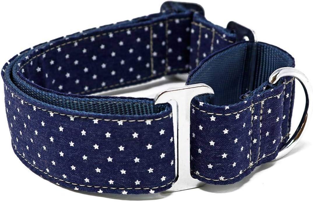 biozoo, Collar Ajustable Samba Martingale - Talla S/M: 21-30cm x ...