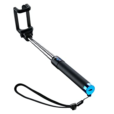 Review Mpow Selfie Stick Bluetooth,