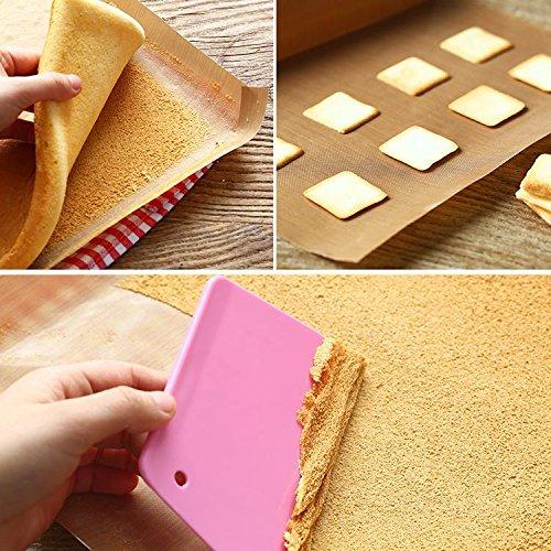 Peicees extra large teflon ptfe sheet for heat press for Non stick craft sheet large