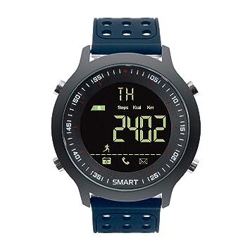 Leotec LESW11B Smartwatch, Azul