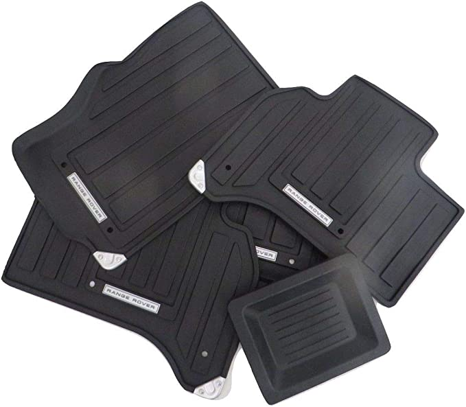 Heavy Duty Rubber Car Boot Liner Mat for Land Rover Range Rover Vogue 02-On