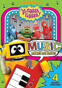Yo Gabba Gabba! - Music Makes Me Move