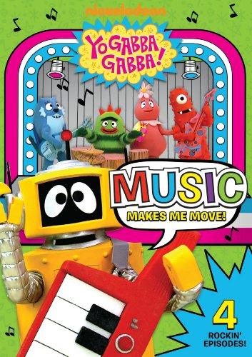 Yo Gabba Gabba! - Music Makes Me Move -