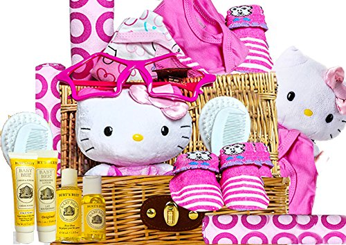Sweet as Honey Baby Gift Basket