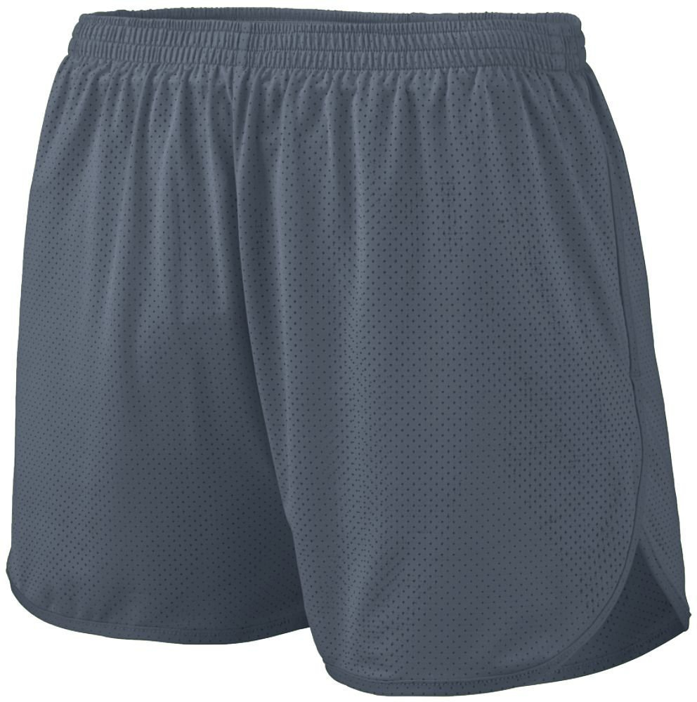 Augusta Sportswear Boys ' Solid Split Short B00KPT1FK0 Small|黒鉛 黒鉛 Small