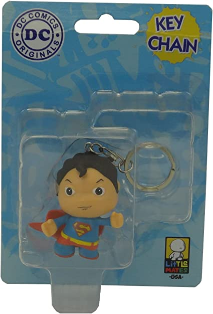 NEW Little Mates Key ring Green lantern Dc Comics