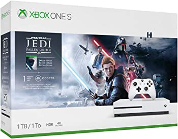 Xbox One S 1TB Star Wars Jedi Console + Fifa 20 for Xbox One + Controller