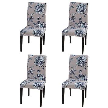 Stuhlhusse Stuhlbezug Esszimmer Abdeckung Stretch Slipcover Stuhl Schlafzimmer