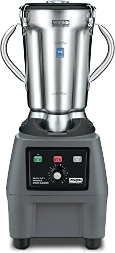 Waring CB15V 3.75 HP Variable-Speed Food Blender